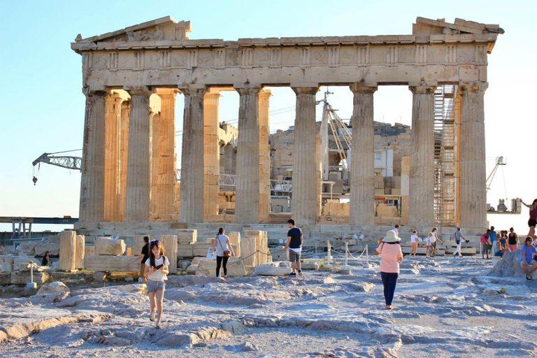 Parthénon athenes