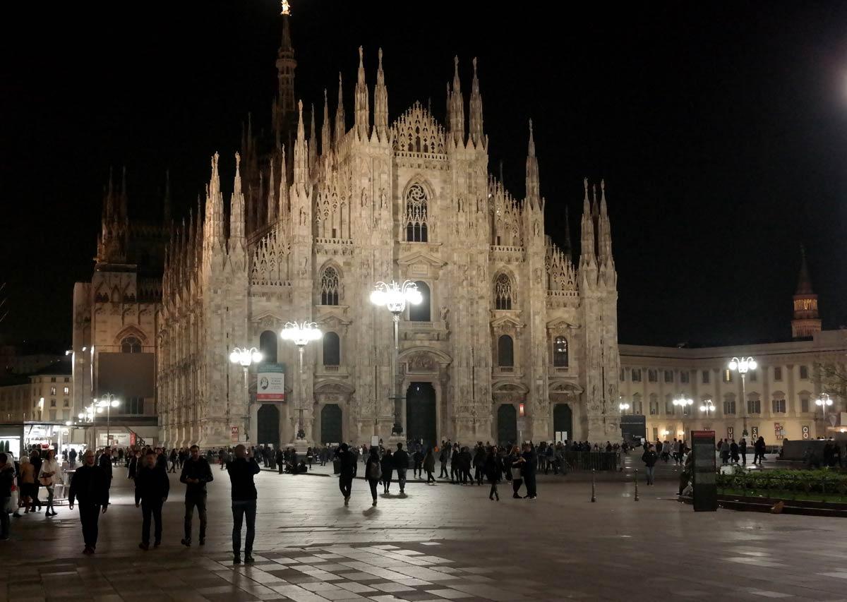 dome milan italie