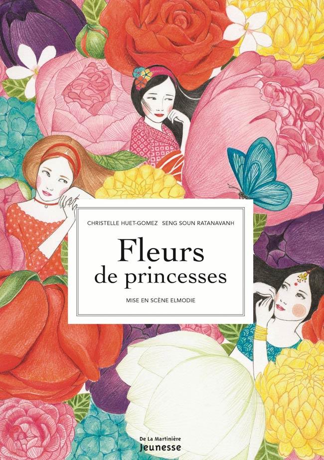 fleurs-de-princesses-livre-fille-noel