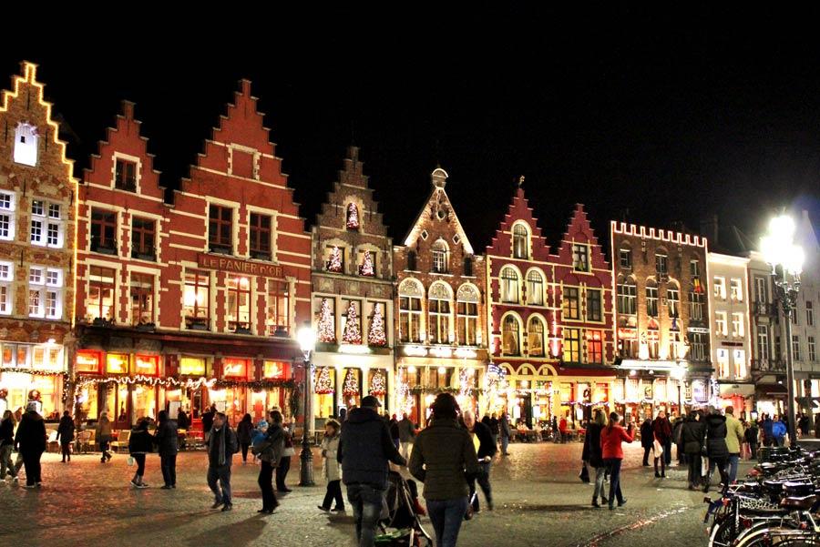 marchés de noël de belgique