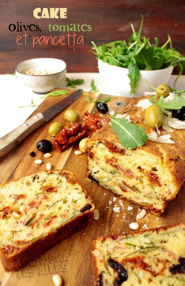 cake olives