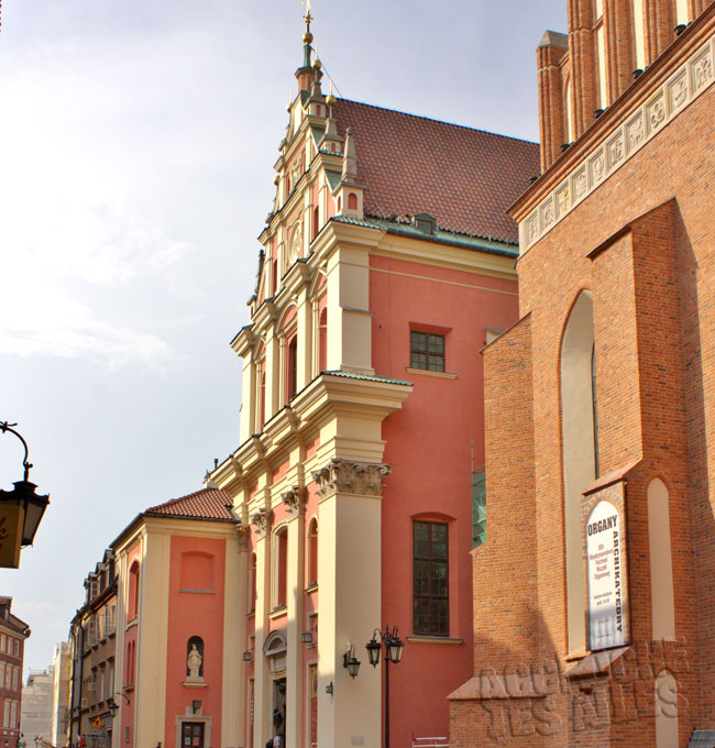 visiter varsovie