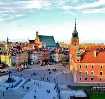 Les 12 meilleures choses à faire et à voir à Varsovie ! {Pologne}