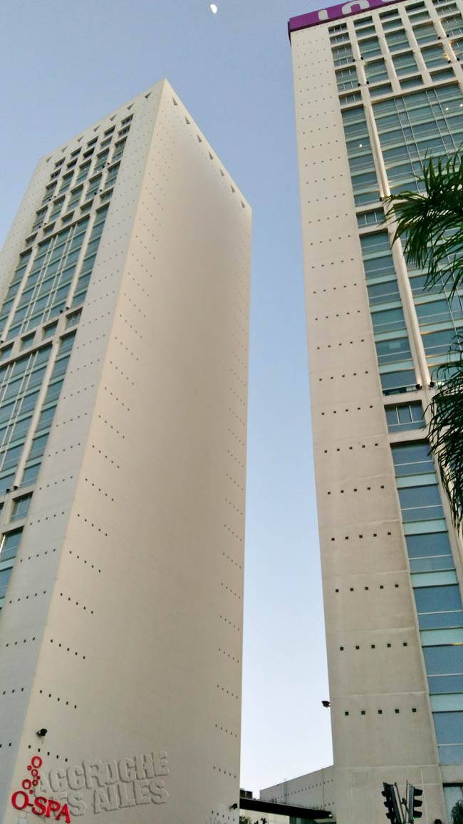 twin center casablanca moderne