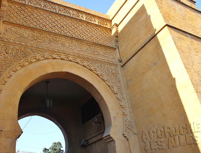 visiter casablanca maroc
