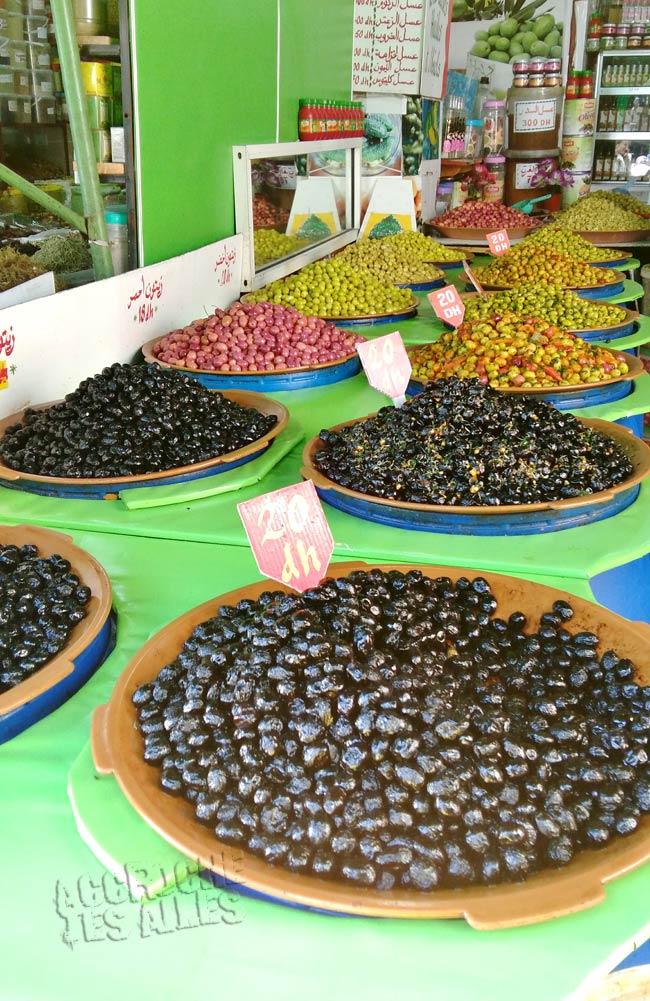 marché aux olives casablanca