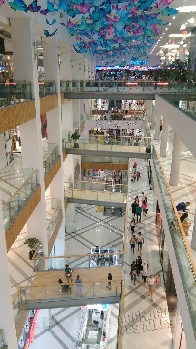 Centre commercial de Varna