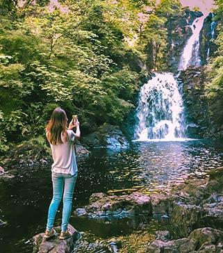 rha waterfall skye