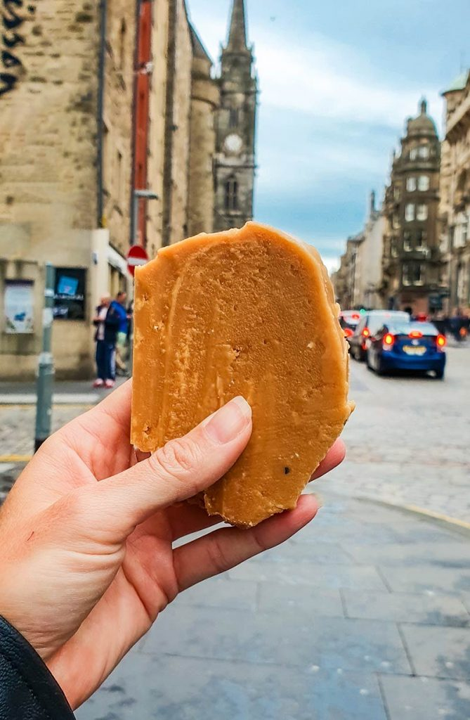 fudge edimbourg