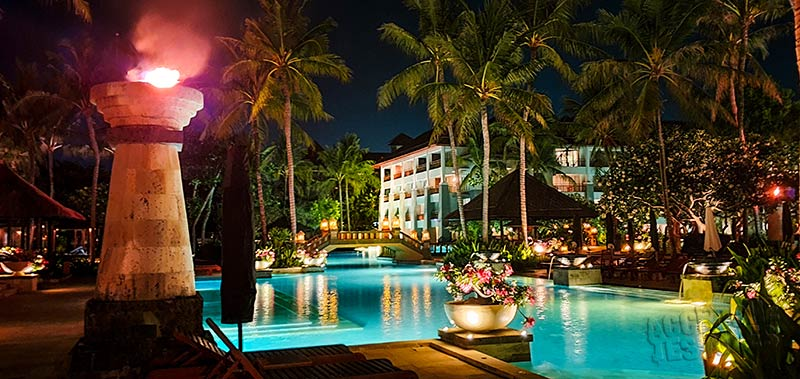 hotel luxe pas cher bali