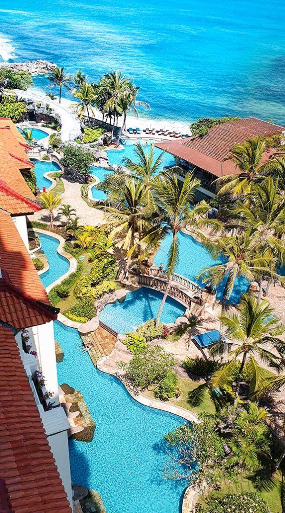hotel piscine bali