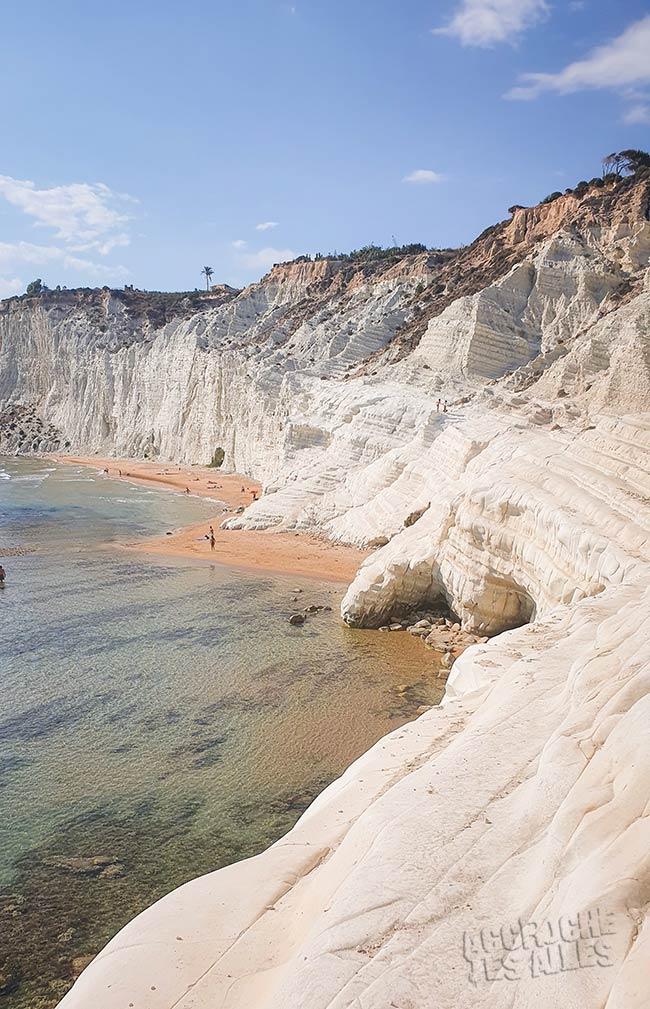 plage sicile